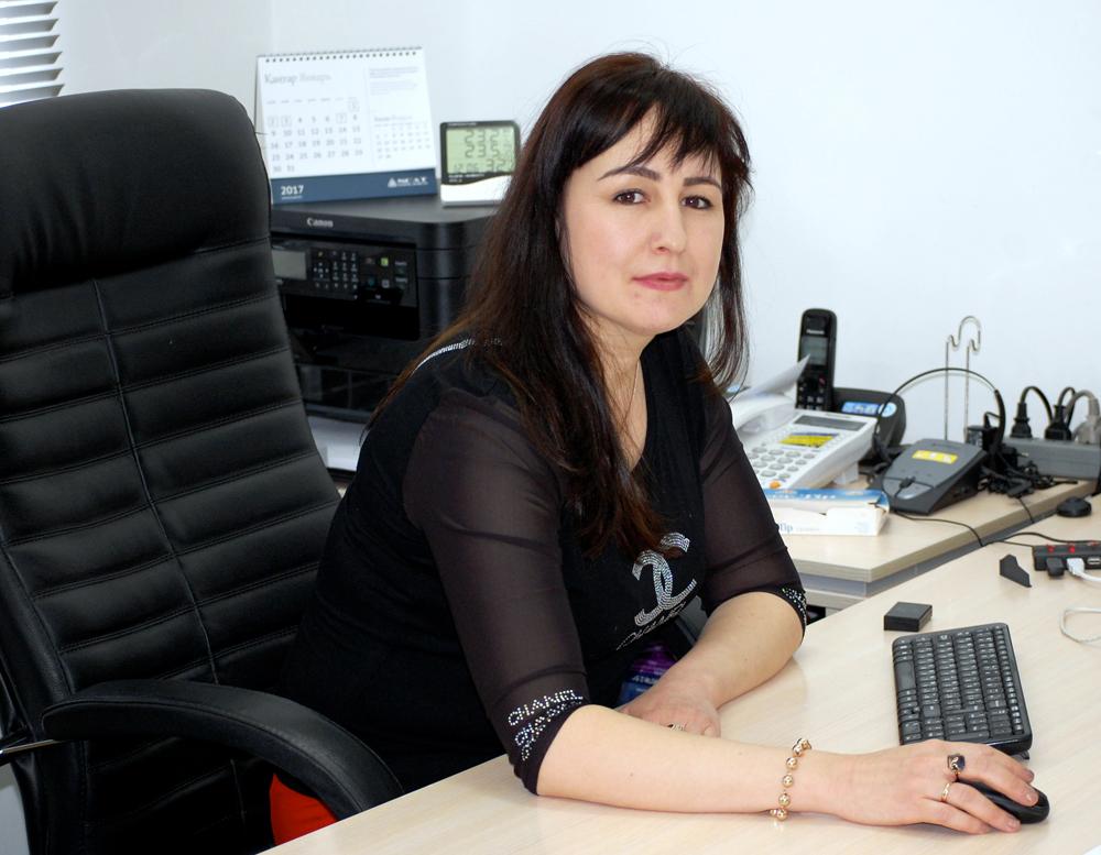 Гульнара Салметова